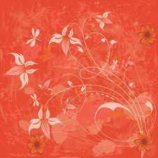 Free Floral Background. Stock Photography - 6790082