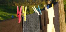 Free Laundry Royalty Free Stock Images - 6790199