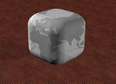 Free Old Earth Cube Stock Images - 6790534