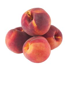 Free Ripe Peaches Royalty Free Stock Photos - 6790608