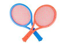 Free Plastic Rackets Stock Image - 6790671
