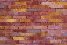 Free Brick Texture Royalty Free Stock Photography - 6790677