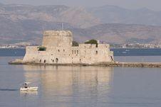 Free Fort Bourtzi Royalty Free Stock Image - 6791046