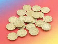 Free Pounds Royalty Free Stock Photo - 6791445