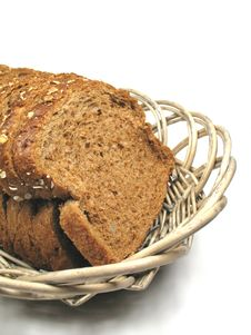 Free Bread In Basket Stock Photo - 6791500