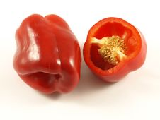 Free Red Pepper Royalty Free Stock Photos - 6792188