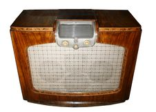 Free Vintage Radio Stock Images - 6792204