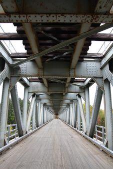 Free Bridge Royalty Free Stock Photography - 6792277