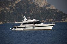 Free Motoryacht Royalty Free Stock Images - 6792479