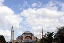 Free Hagia Sophia Royalty Free Stock Images - 6792859