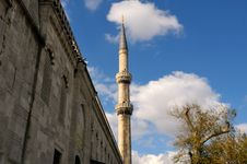 Free The Blue Mosque Royalty Free Stock Photography - 6792887