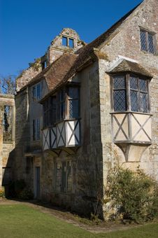 Free Scotney Castle Manor House Stock Photography - 6793022
