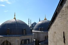 Free The Blue Mosque Stock Photography - 6793202
