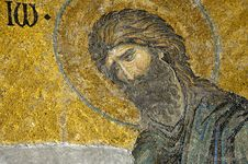 Free Deesis Mosaic, Hagia Sophia, Istanbul Royalty Free Stock Photo - 6793445