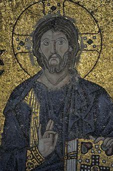 Free Empress Zoe Mosaics, Hagia Sophia, Istanbul Stock Image - 6793531