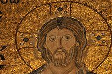 Free Empress Zoe Mosaics, Hagia Sophia, Istanbul Royalty Free Stock Image - 6793546