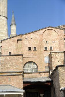 Free Hagia Sophia Stock Photography - 6793692