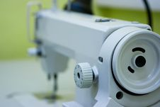 Free Sewing Machine Stock Photography - 6793792