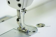 Free Sewing Machine Royalty Free Stock Image - 6793826