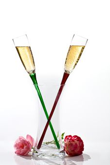 Free Champagne Royalty Free Stock Image - 6794386