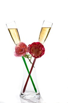 Free Champagne Royalty Free Stock Photography - 6794387