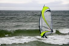 Free Windsurfing Royalty Free Stock Images - 6794709