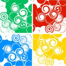 Free Swirl Abstract Backgrounds Stock Image - 6795651