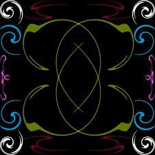 Free Swirl Swish Illustration Stock Photos - 6795983