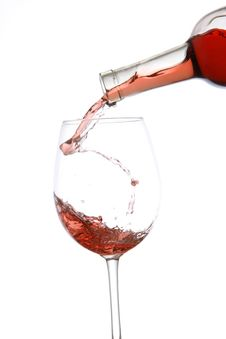 Free Pouring Wine Stock Photography - 6796022