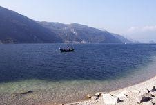 Como Lake - Italy Royalty Free Stock Photography