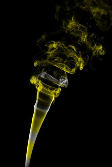 Free Smoke Royalty Free Stock Photo - 6796385
