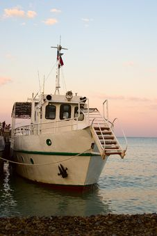 Free Motor Boat Royalty Free Stock Photography - 6796577