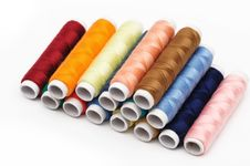 Free Colorful Thread Royalty Free Stock Photos - 6797128