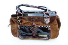 Free Brown Fur Bag Stock Photos - 6797143