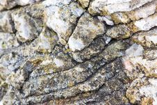 Abstract Rock Texture Royalty Free Stock Image