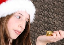 Free Christmas Beauty Royalty Free Stock Photos - 6797438