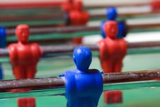 Free Table Soccer Stock Photos - 6797793