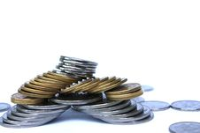 Free Coins Stock Image - 6797891