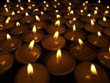 Free Candles Royalty Free Stock Images - 6798289