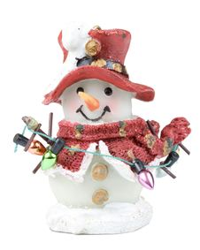 Free Decorative Figure Of A Snowman Royalty Free Stock Photos - 6798598