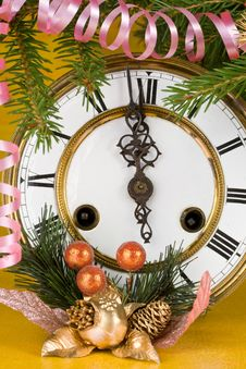 Free New Year S Decoration Royalty Free Stock Photos - 6798718