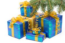 Free Gift Boxes Stock Image - 6798751