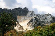 Free White Marble Quarry Stock Photos - 6798773