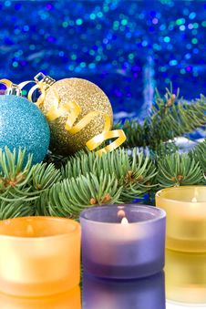 Free New Year S And Christmas Decoration Stock Photo - 6798800