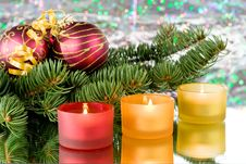 Free New Year S And Christmas Decoration Stock Images - 6798804