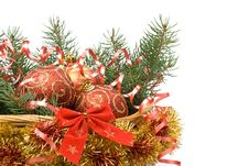 Free New Year S And Christmas Decoration Royalty Free Stock Images - 6798819