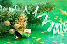 Free New Year S And Christmas Decoration Royalty Free Stock Photos - 6798848
