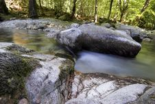 Free Rocky Flowing River Stock Images - 6799114
