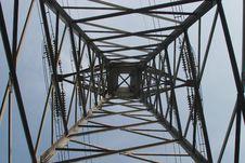 Free Electrical Pylon Stock Photo - 6799230