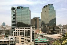 Free Santiago Fo Chile Royalty Free Stock Photography - 6799707